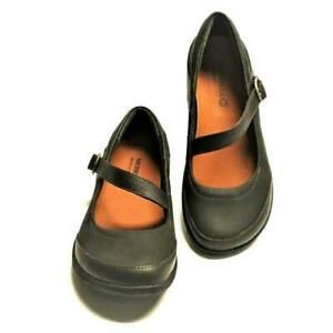 NEW-Merrell-Dassie-MJ-Women-7-37-5-Mary-Jane-Shoes-Expresso-Brown-Leather-Buckle