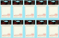 500 Ultra Pro Deck Protector White Standard Size Card Sleeves 10 Packs Magic
