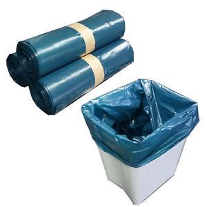 1a Müllsäcke Müllbeutel extra stark & reißfest 120 L 700 x 1100 Typ 100 blau Neu
