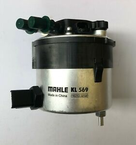 Mahle-OE-Quality-Fuel-Filter-KL569-for-Volvo-S40-Mk2-1-6D-2005-2015-OE-30783135