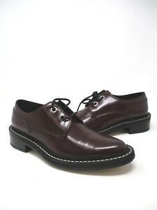 Bordeaux Avec 36 Taille 5 Oxford Rouge Chaussures Lacets RagBones Eu Us Kenton POXiukZ