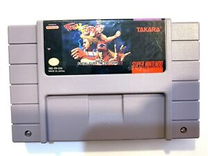 Fatal-Fury-SUPER-NINTENDO-SNES-Game-Tested-Working-amp-Authentic