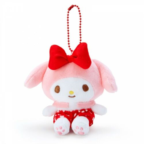 Sanrio My Melody Recommended Color Mascot Holder Red JL