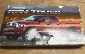 2007 dodge truck models