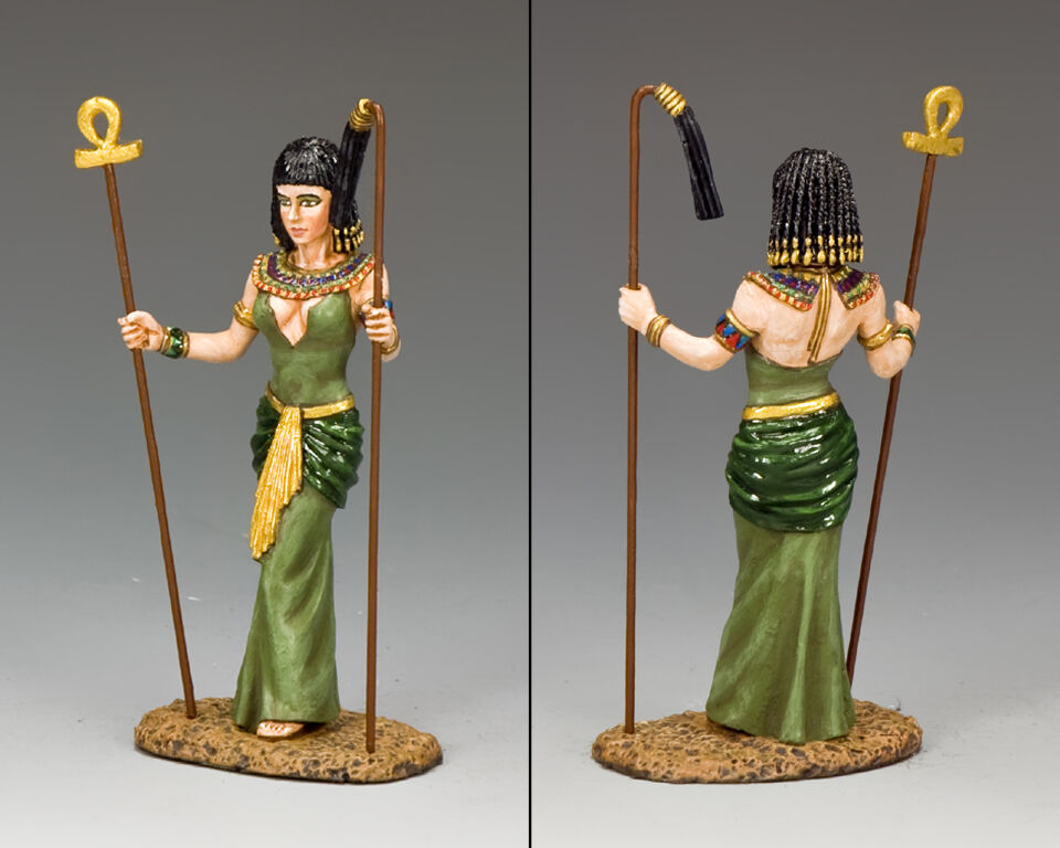 King and Country Cleopatra AE061