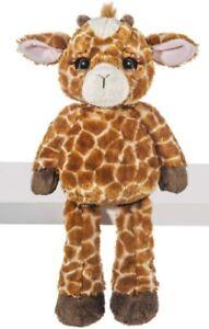 Ganz E1 Safari Baby 15in Plush Stuffed Lashoos Giraffe Toy H14748