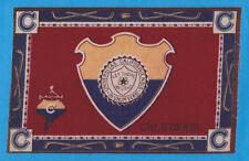 1910s B16 Tobacco Felt UNIVERSITY OF CALIFORNIA  college seal  Hockey theme
