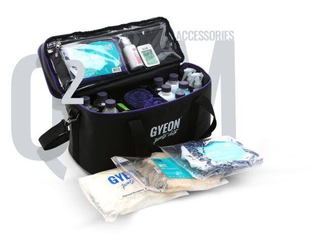 GYEON Car Accessories Car Body Care Clay Silk Wool Suede Wipes Mitt Cloth Sponge