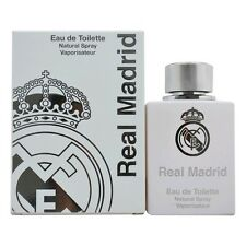 FC Real Madrid Cologne by Air-Val International, 3.4 oz EDT Spray men NEW