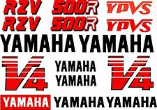 RZV 500R Decal Kit
