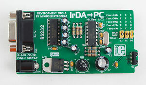 MikroElektronika-IrDA-To-PC-Board