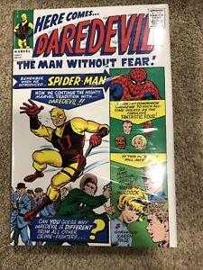 Daredevil Omnibus Vol 1 DM variant Stan Lee Romita Colan Marvel Hardcover Sealed
