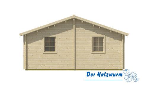 70 mm gartenhaus kay ca 595 x 800 cm blockh tte holzhaus h tte ferienhaus holz 8715823094458 ebay. Black Bedroom Furniture Sets. Home Design Ideas