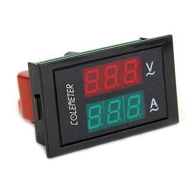 Voltímetro Voltimetro Medidor de Voltaje AC80-300V 1-50A NEW