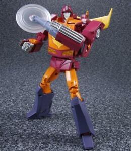 Takara-Transformers-Masterpiece-MP-28-KO-Hot-Rodimus-Action-Figures-Car