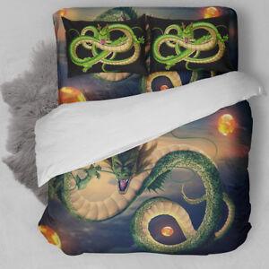 Cartoon Duvet Cover Dragon Ball Quilt Cover Pillow Cases Children ... : dragon quilt cover - Adamdwight.com