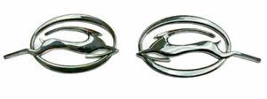 OEM NEW Rear Quater Panel Emblem Right & Left 94-96 Impala SS Long Rear Leg