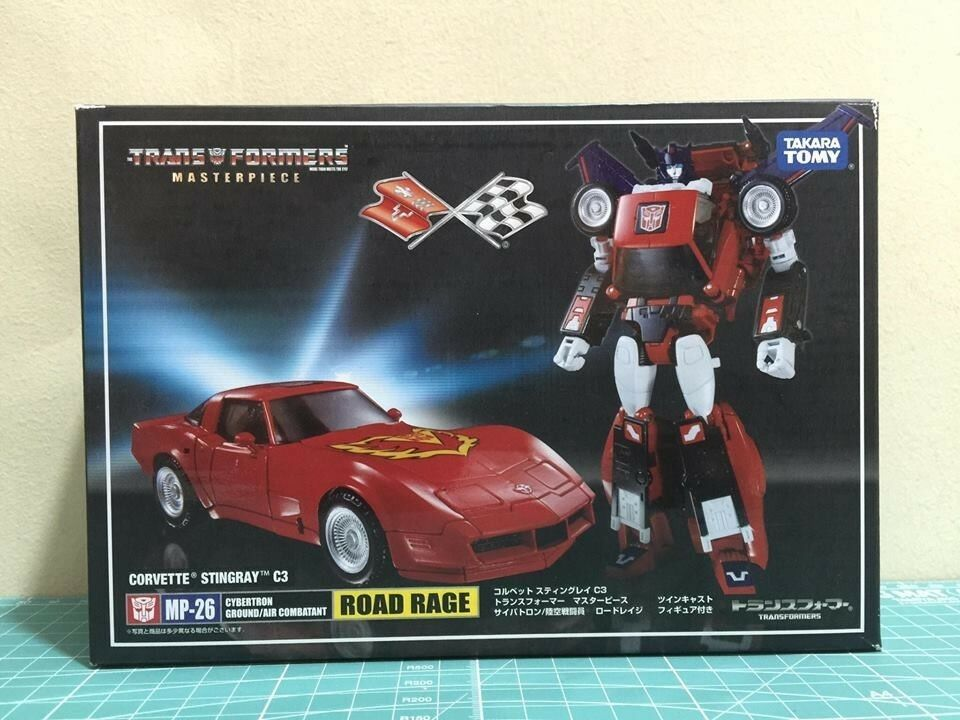 Takara Transformers Masterpiece MP-26 Road Rage