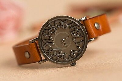 Top quality dress watch for women 2014,Leather,Quartz, free shipping