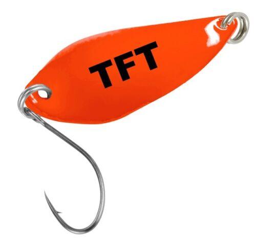 FTM TFT Spoon Rock Hammer komplett Orange UV 10 Jahre TFT Tremo Strike