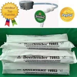 10 tubes beertender tube pour tireuse bi re seb krups vendeur pro livraison48h ebay