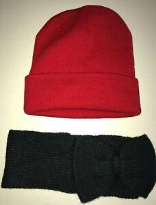 NEW Girls Size Large Gymboree Hat Knit Beanie Enchanted Winter NWT Free Ship!