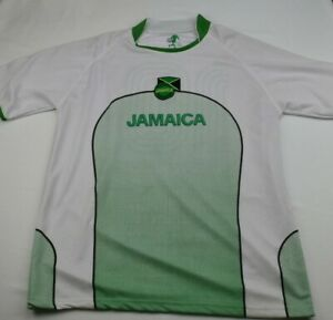Jamaica-Football-Federation-Jersey-Number-10-Size-Large-Soccer-D1