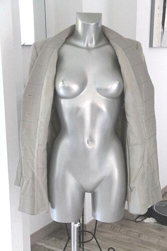 Taglia Slim 42 Bella Stagione Donna Giacca Mezza Fit Max Mara Uq5w68