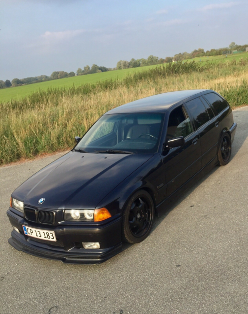 BMW 318iS, 1,9 Bavaria, Benzin, 1997, 4-dørs, A°rg.…