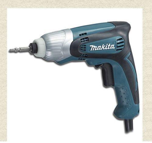 Makita TD0100 Compact Impact Driver Drill 100Nm Max Torque 220v