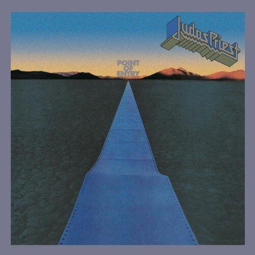 Judas Priest - Point of Entry [New CD]