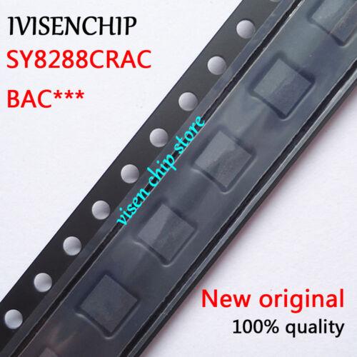 1-10 un SY 8288 crac SY8288C SY8288 BAC7LN BAC5CU BAC6DC Bac.. QFN-20