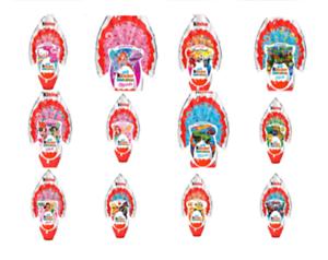Kinder Surprise Large Maxi Easter Eggs Ltd Edition 150g  320g pojkar flickor 2019 NEW