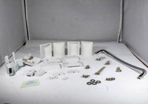 Montaggio Cabina Doccia.Dettagli Su Ricambio Kit Montaggio Cabina Box Doccia Ideal Standard Prestige A