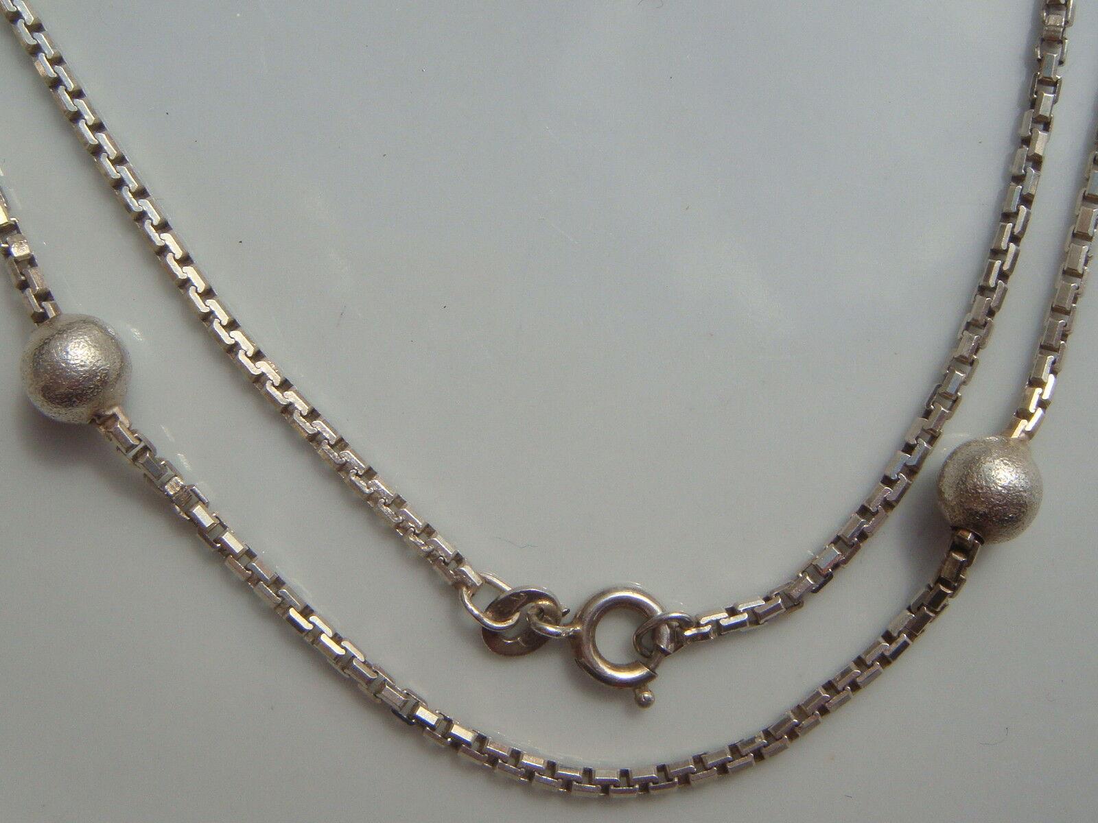 Collana in silver 925er Collana silver Accessori in silver