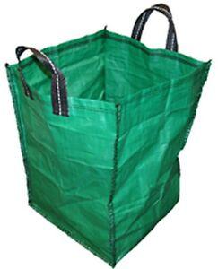 5-x-GARDEN-WASTE-BULK-BAG-HEAVY-DUTY-SHOPPING-LIFTING-BAG-120-LITRE