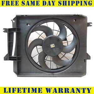 Radiator Cooling Fan Assembly w// Motor for 93-95 Villager Quest