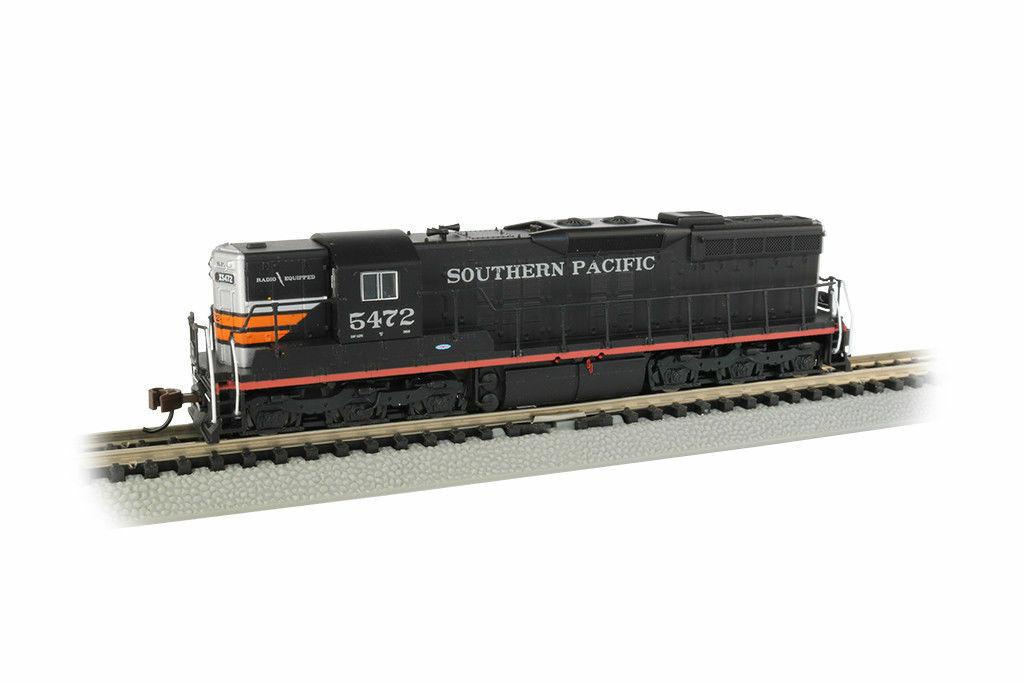 Bachmann N 62351 Southern Pacific EMD SD9 Diesel Loco  55472 DCC con Sonido