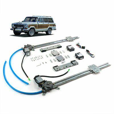 Jeep Wagoneer 1963-91 Power Window Conversion Kit Door Motor 12V Regulator Grand