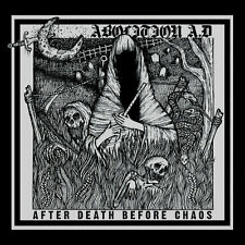 ABOLITION A.D - After Death before Chaos - CD - DEATH METAL