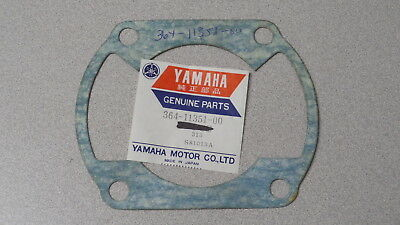 NOS Yamaha Cylinder Head Gasket 76-77 YZ250 74-78 74-75 MX250 TY250 364-11351-00