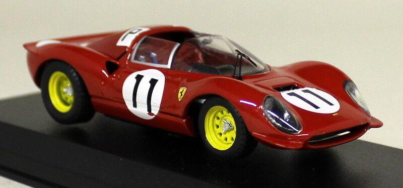 ART 1 43 Scale-ART030 Ferrari Dino 206 S Nurburgring 1966 Diecast Voiture Modèle