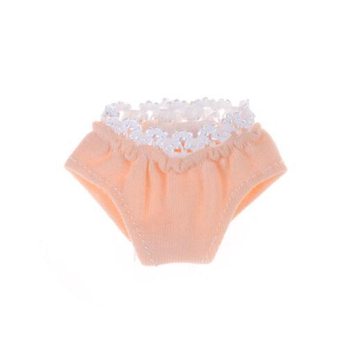 """Lace Brief Underwear Panty For 11/""""  Blythe Momoko Obistu Doll Cloth  TS"""