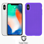 Ultra-Thin-Dirtproof-Silicone-Rubber-Full-Cover-Case-Skin-for-iPhone-X-XS-7-8 miniatuur 13