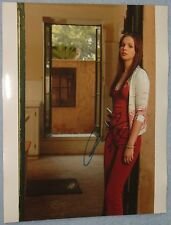 Amber Tamblyn House Signed