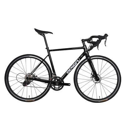 700C Road Bike 11s Disc brake Full Carbon AERO Frame Wheels Racing Bicycle 52cm