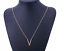 Damen-lange-Kette-Halskette-silber-gold-V-Victory-Blogger-lang-Statement-Ethno Indexbild 2