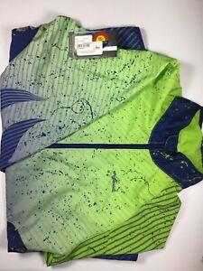 SheBeest-Cascade-Windshell-Green-Blue-Womens-Large