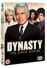 DYNASTY - COMPLETE  SEASON 6 - DVD - UK Region 2 / sealed