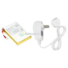 Replacement Battery Wall Charger for Apple iPod 3rd Gen 3g 10gb 100